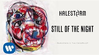 "Halestorm - 新譜「ReAniMate 3 The CoVeRs eP」2017年1月6日発売予定 Whitesnakeカバー""Still of The Night""の試聴音源を公開 thm Music info Clip"