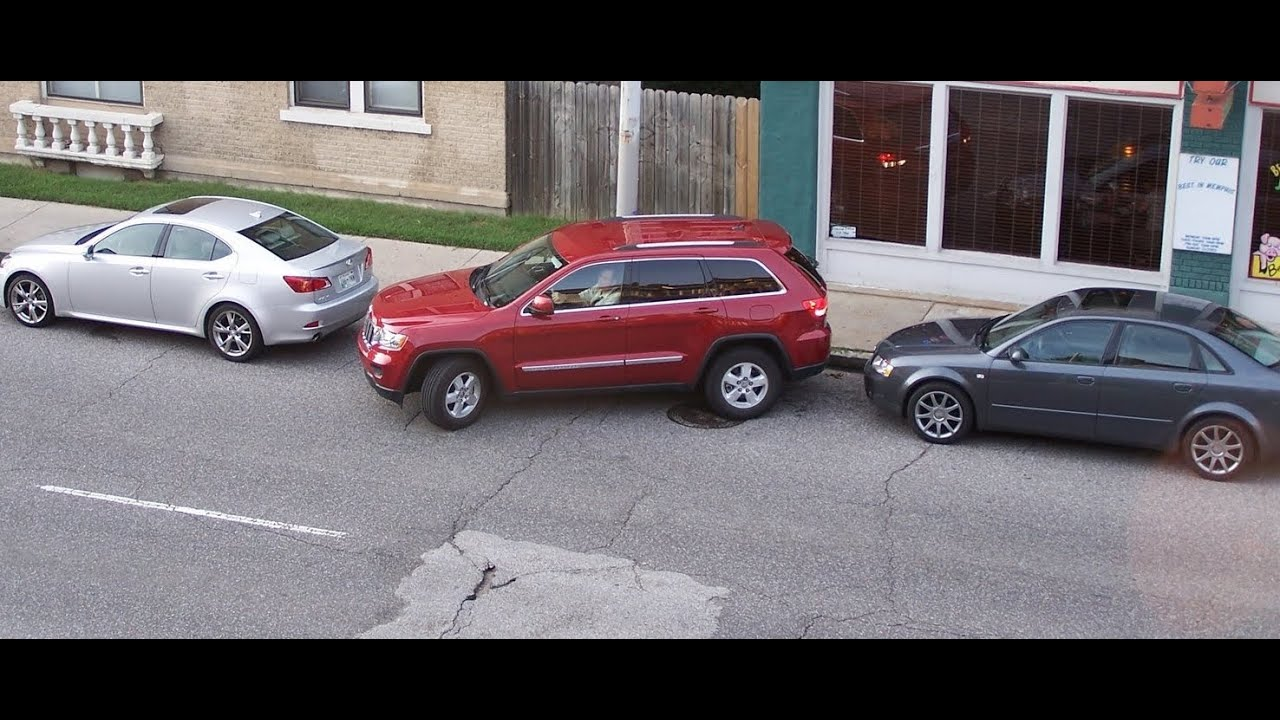 How To Parallel Park A Car