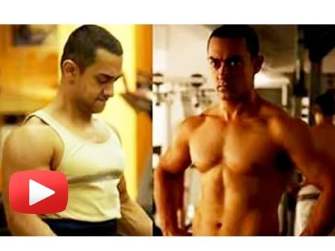 Aamir Khan Goes Nude In Peekay? video