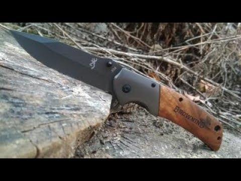 Складной нож Browning