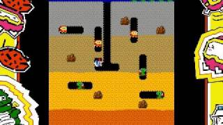 Let's play Dig Dug