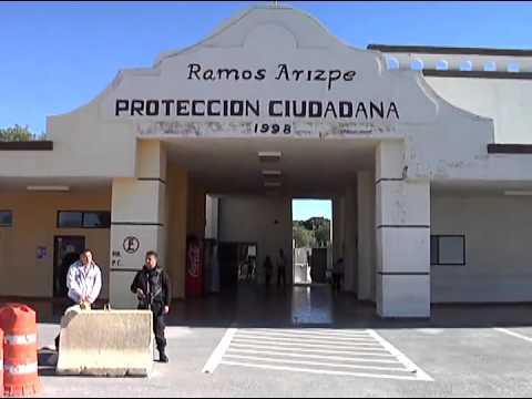 Practican antidoping a policías de  Ramos Arizpe