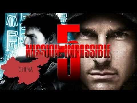 Alibaba Pictures станет партнером студии Paramount Pictures в фильме «Миссия невыполнима»