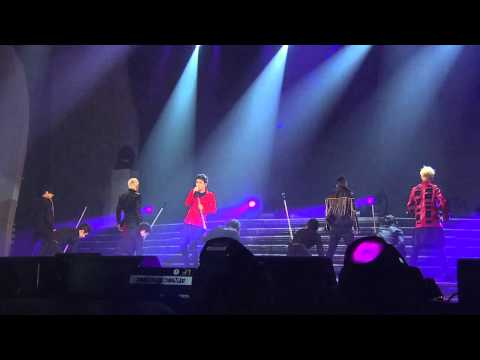 2011 Bigshow  Bigbang  Tonight video