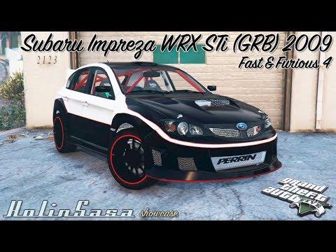 Subaru Impreza WRX STi (GRB) 2009 [replace]