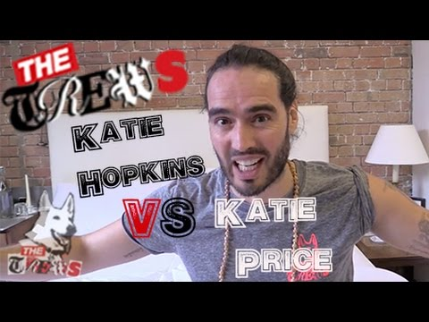 Katie Hopkins VS Katie Price - Compassion Should Win: Russell Brand The Trews (E246)
