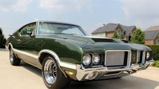 1972 Oldsmobile Cutlass Classic Muscle Car for Sale in MI Vanguard Motor Sales