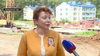 В Кемеровском округе построят новые детские сады