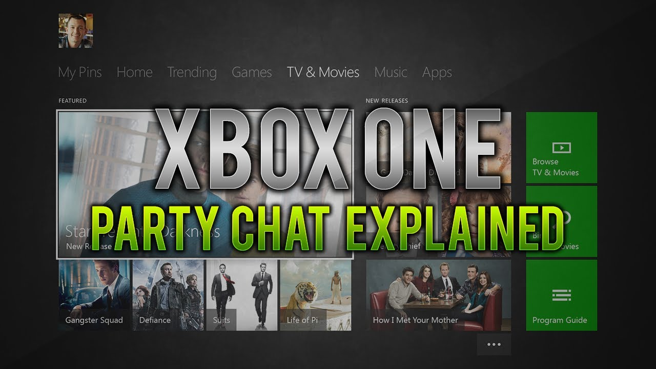 xbox party chat on pc platform
