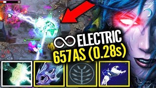 EG.S4 Mirana dota 2 Carry - Max Attack Speed Tactic is the BEST