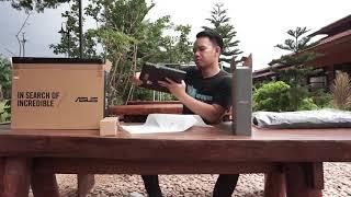 Laptop Core i7 Gaming dan Editing Under 10Jt? Unboxing dan Review ASUS A442UR-GA030T