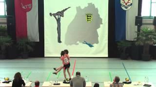 Hanna Krumb & Lea Krumb - Ländle Cup 2015