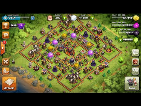 The Only Way To Hack Clash Of Clans