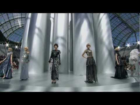 Chanel Fall 2008 Haute Couture Fashion Show (full)