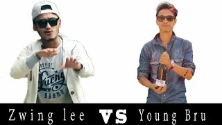 Rap battle kokborok zwing lee vs young bru  new