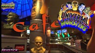 Universal Studios Classic Monsters Cafe , Universal Orlando
