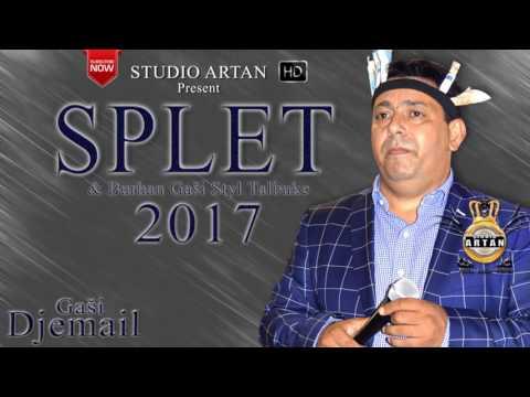 DJEMAIL 2017 NEW SPLET - Kafana Ki Kafana Me Pirgjum - SUPER MIX NEW ! STUDIO ARTAN