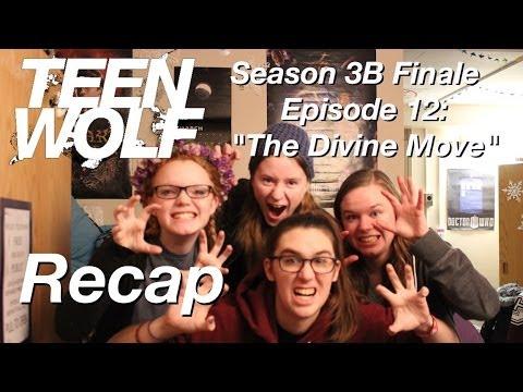 Fangirls Recap Teen Wolf's