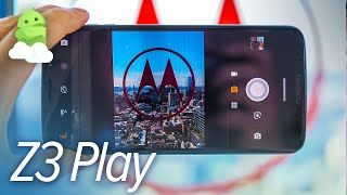 Moto Z3 Play hands-on