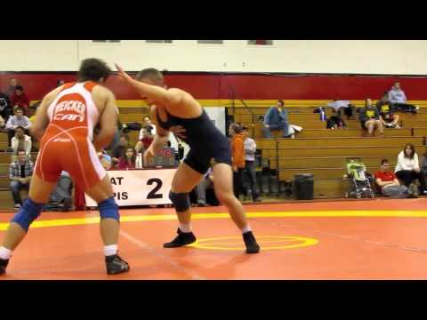 Guelph Open 2012: 74 kg Ryan Weicker vs. Andrew Howe