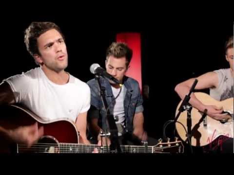 Lawson - Taking Over Me (live At Virgin Red Room) video