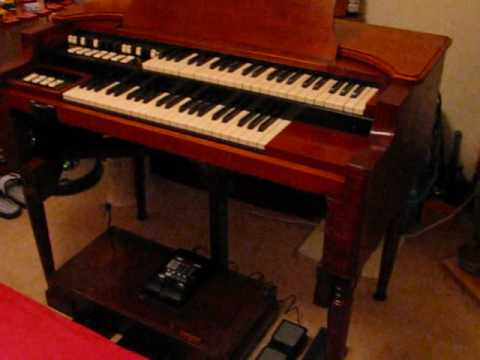 The REAL Baby B3.  A Hammond M3 Organ to B3 Conversion Chop.  Well, almost a B3.