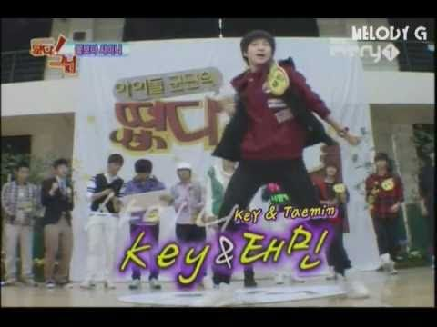 [CUT] 090305 TaeMin & Key Dance Music Videos