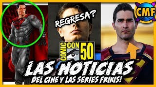 RED SON CONFIRMADO! DOS SUPERMAN EN CRISIS, THE WITCHER TRAILER, AGENTES DE SHIELD TERMINA