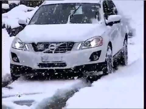 Тест Volvo XC60