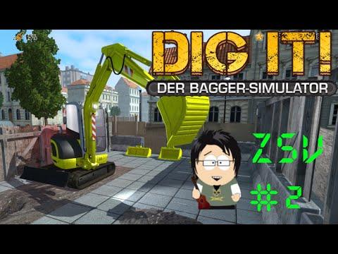 Let's Play: Dig It! - Der Bagger-Simulator (#2)
