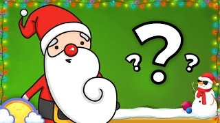 Christmas Guessing Game #2! | CheeriToons