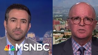 Trump Casino Executive: He's Gambling With Economy On Impulse | The Beat With Ari Melber | MSNBC