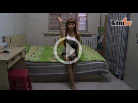 Patung Seks Jadi Kegilaan Masyarakat China video