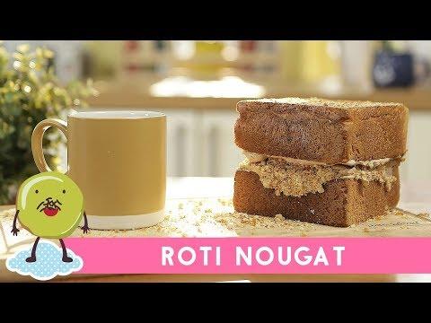 Roti Nougat Recipe