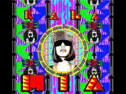 M.i.a. - Paper Planes (hq) video