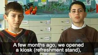Co-existence thrives in an Israeli school