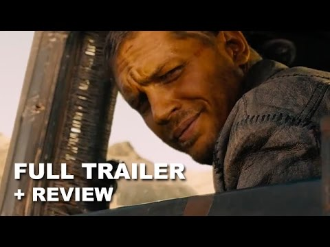 Mad Max Fury Road Official Trailer + Trailer Review - Comic Con 2014 : Beyond The Trailer