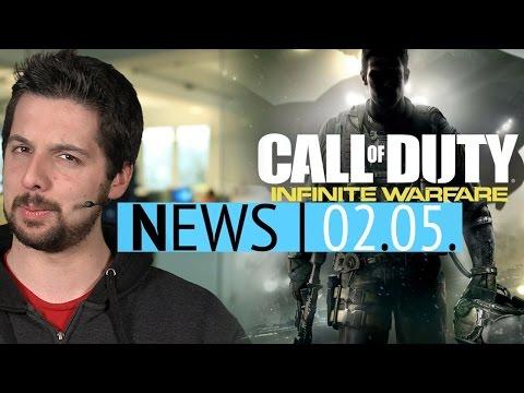 Call of Duty Infinite Warfare geleakt - Bethesda bekommt neuen Launcher Bethesda.net - News