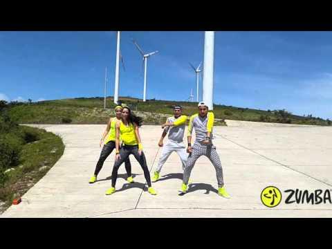 David Guetta - Hey Mama ft Nicki Minaj, Bebe Rexha & Afrojac ZUMBA BY HONDURAS DANCE CREW