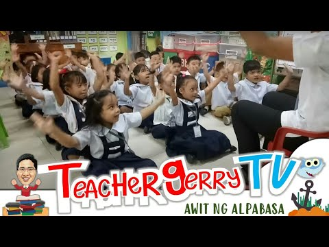 Oras Na Para Sa Alpabasa With Teacher Gerry