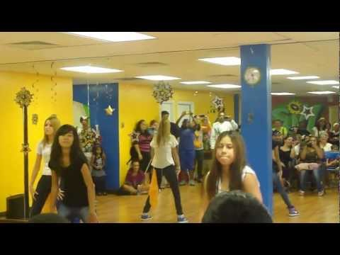 Shyla's First Performance 07-30-11 video