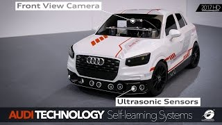 FUTURE TECHNOLOGY - How Audi Cars Get Smarter