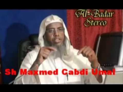 SU'AALO IYO JAWAABO CUSUB SH MAXAMED CABDI UMAL XAFIHUDULAH
