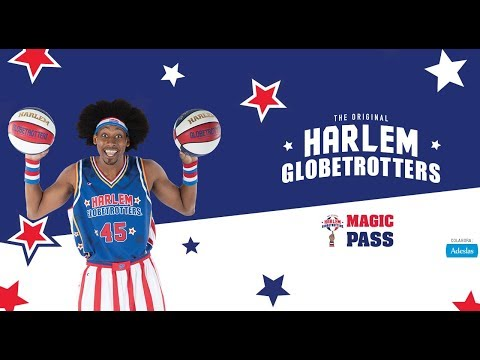 Harlem Globetrotters Santander, España