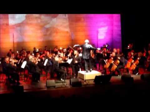 איציק שמלי - בדד - עם הסימפוניה חיפה בליויי 84 נגנים.