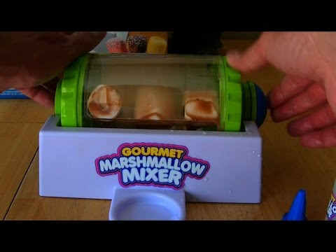DIY Gourmet Marshmallow Mixer Unboxing!    Girls Toy Reviews    Konas2002