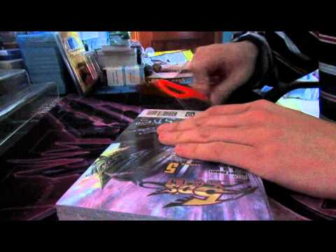 Yu-gi-oh Tcg 5ds Manga Book Volume 5 Opening video