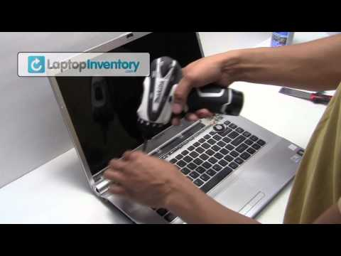 Sony Vaio Laptop Repair Fix Disassembly Tutorial   Notebook Take Apart. Remove & Install VGN-FW