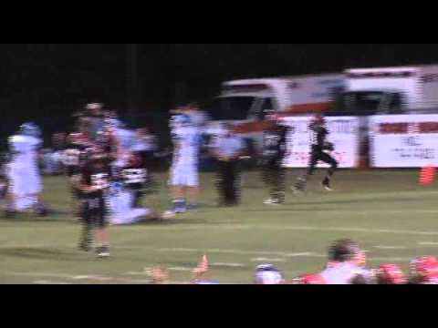 Highlights   Houston Academy vs  G  W  Long   Sept  14, 2012