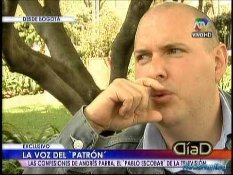 Entrevista al Actor Andres Parra (El Patron del Mal) en Dia D - Peru